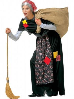 Pustni Kostum Old Witch