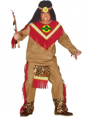 Kostum Indijanec 3667