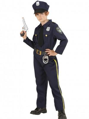Pustni Kostum za Policaja