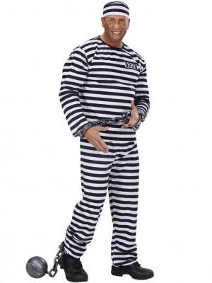 Pustni Kostum Zapornik