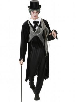 Pustni Kostum Zombi Gentleman