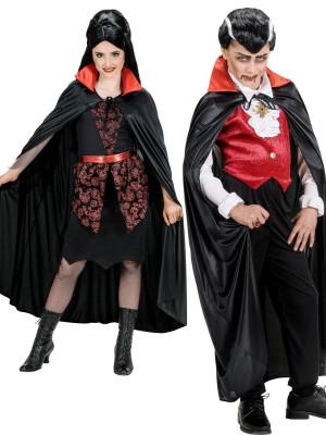 Pustni Kostum Ogrinjalo Črno 110cm