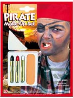 Poslikava Obraza Pirat