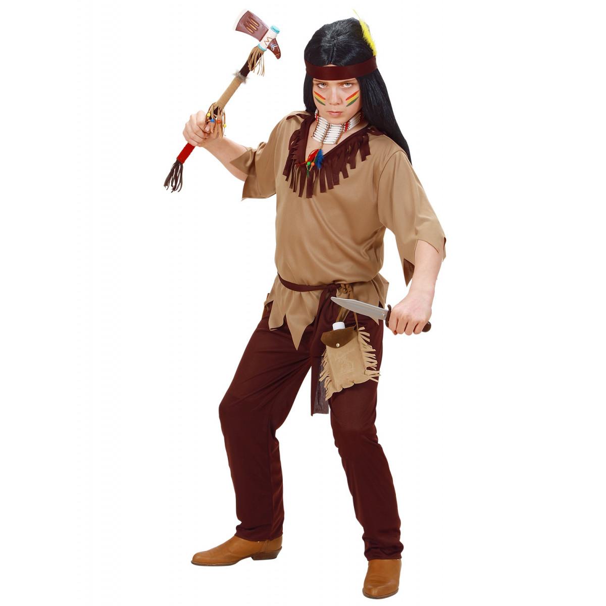 pustni kostum za indijanca 0261