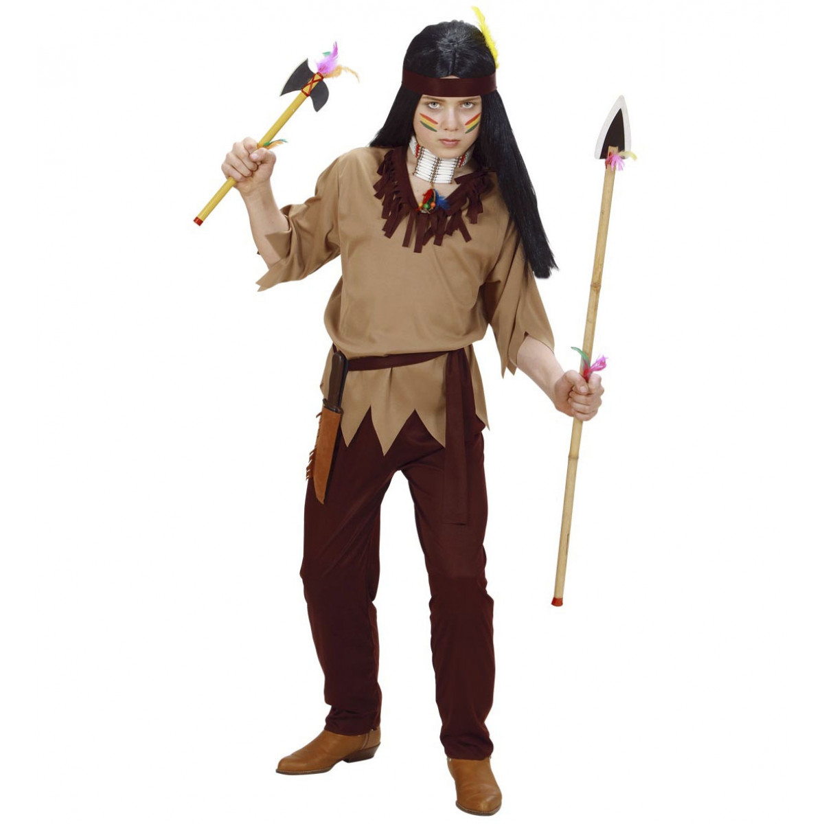 kostum Indijanec 0261