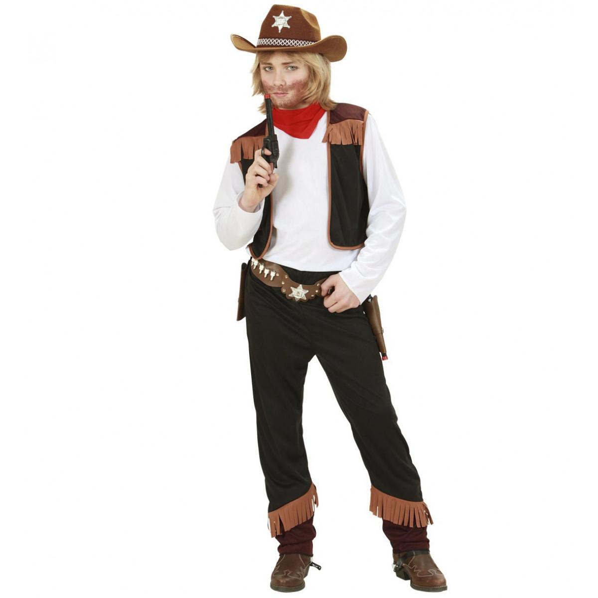 kostum za kavboja 0259