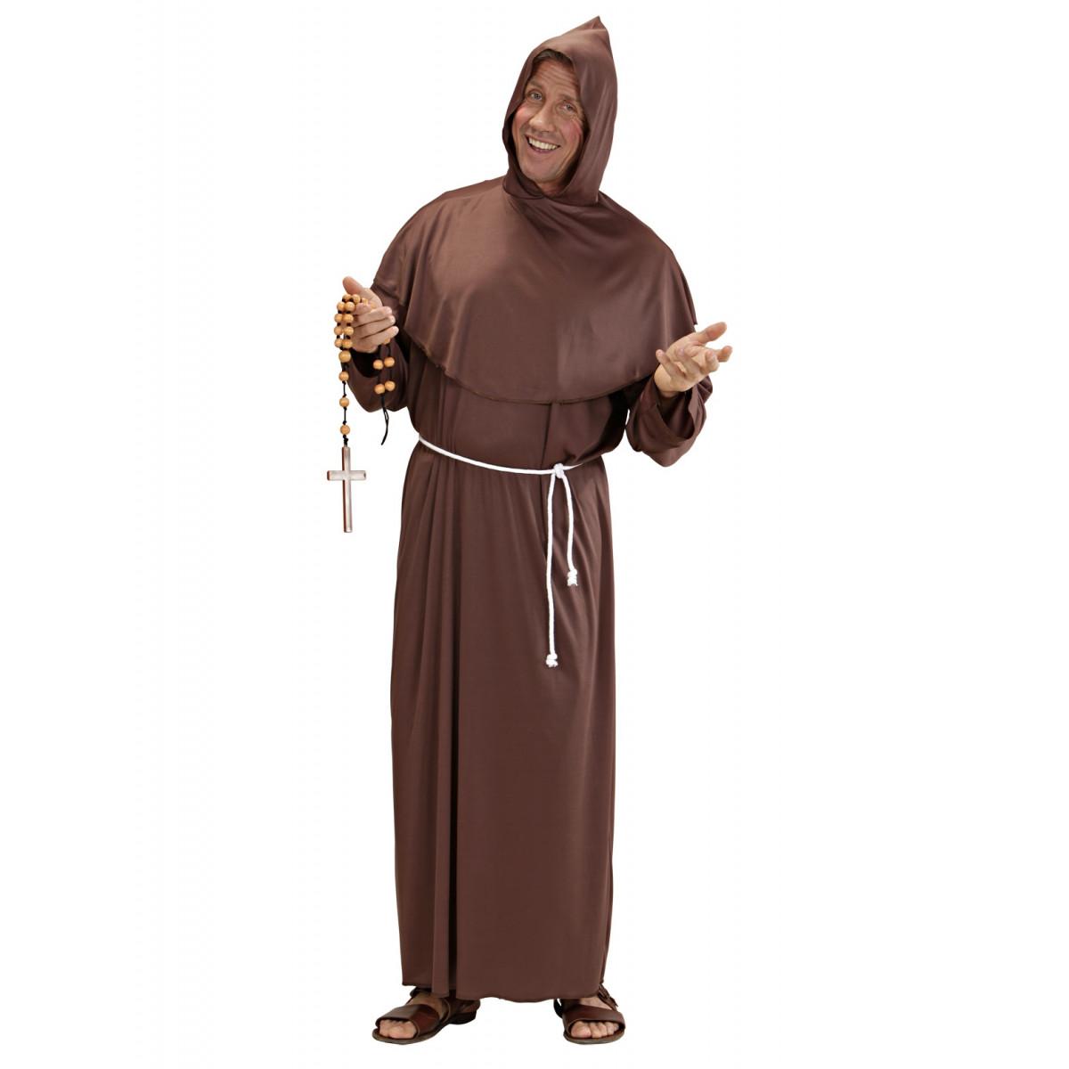 pustni kostum za meniha 3902