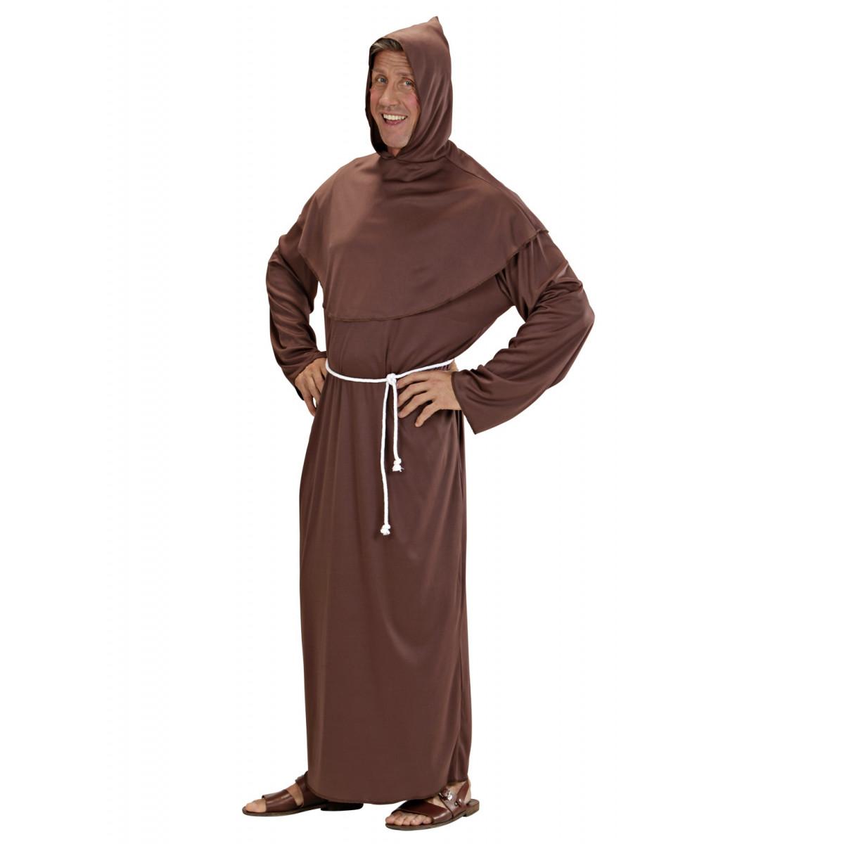 pustni kostum menih 3902