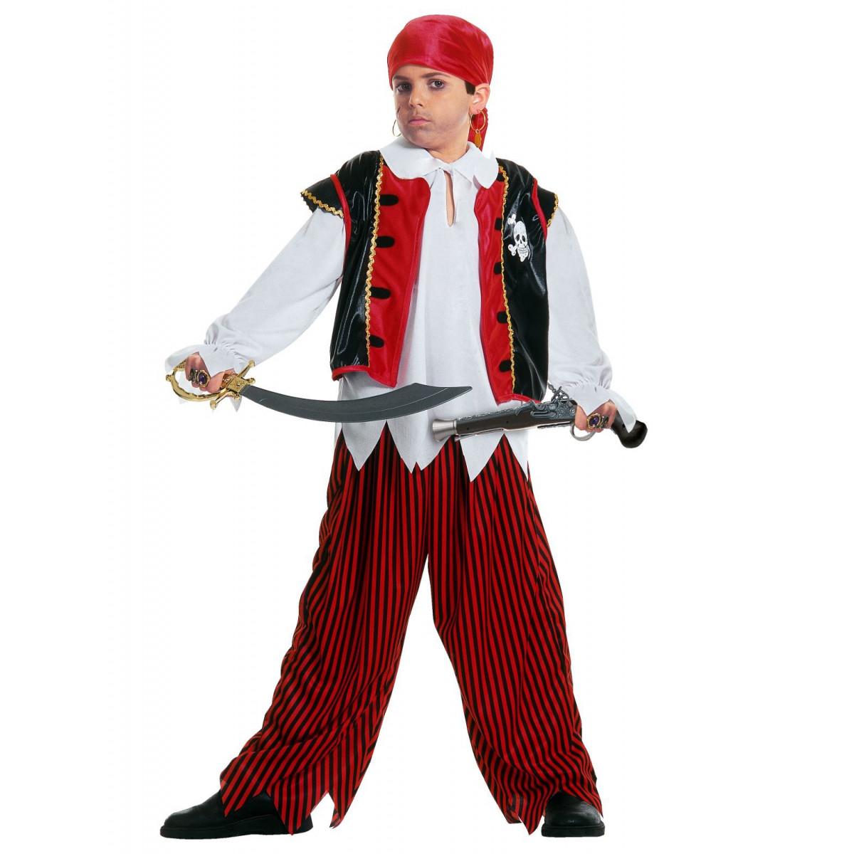 pustni kostum za pirata 3847