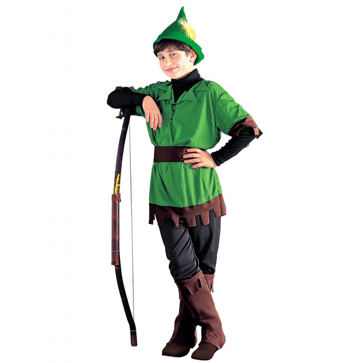 pustni kostum Robin Hood 3836