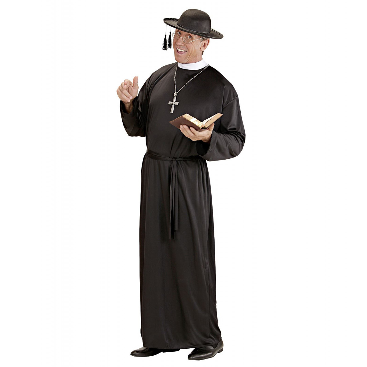 pustni kostum za župnika 3901