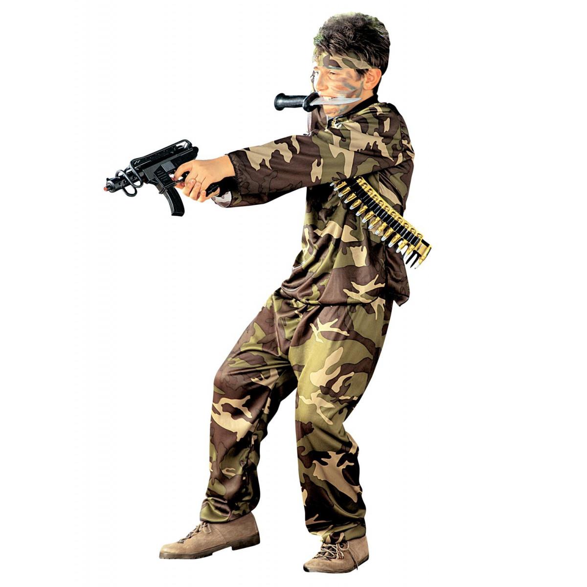 pustni kostum za vojaka 3840