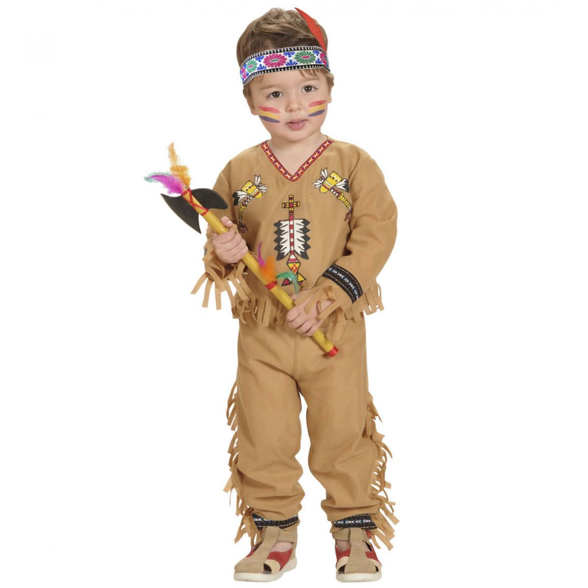pustni kostum indijanec 4892