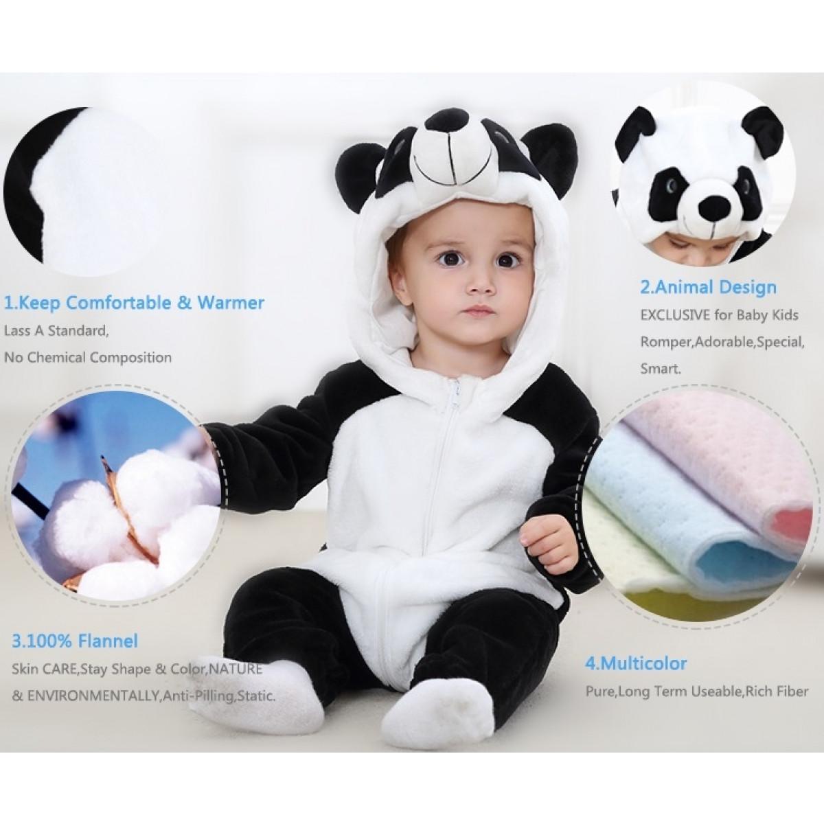 otroški kostum za pando 74504