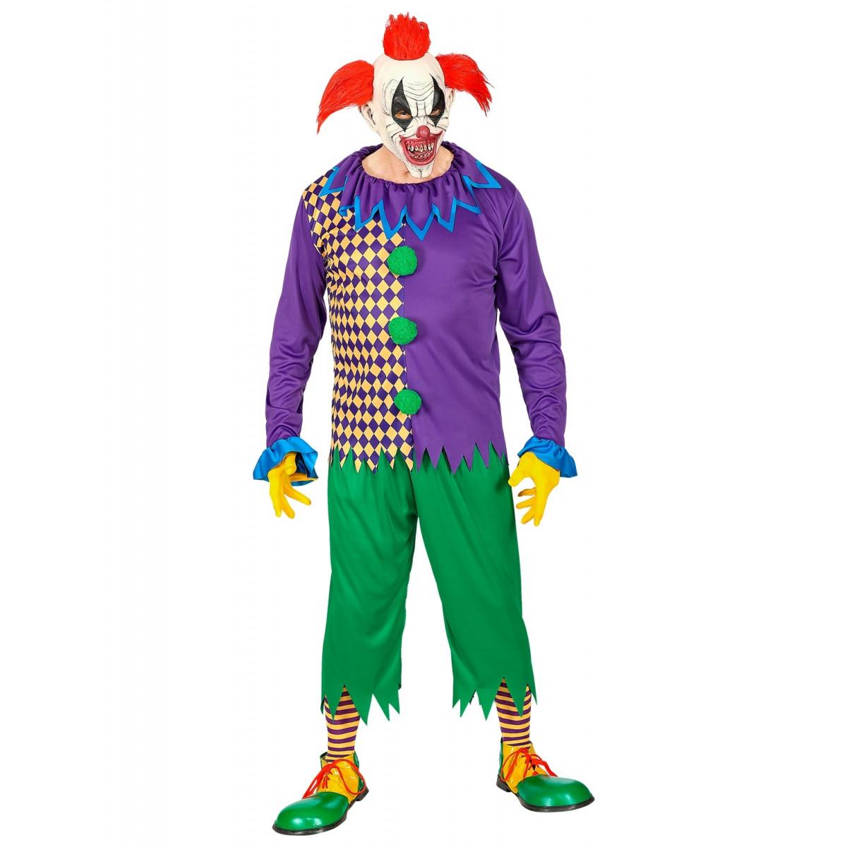 Pustni kostum Joker 0196