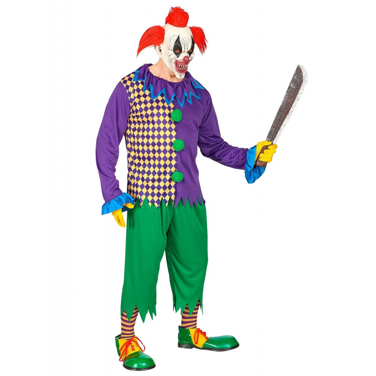 Moški pusni kostum Joker 0196