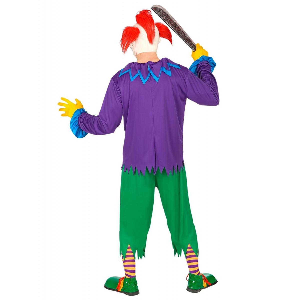 Kostum za maškare Joker 0196