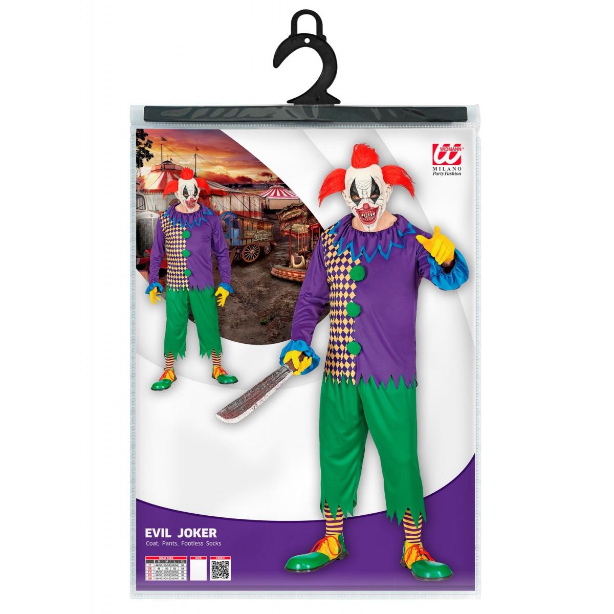 Kostum Jocker 0196