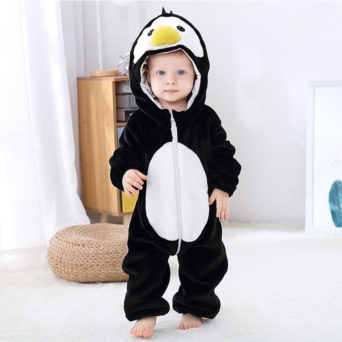 kostum za pingvina za maškare