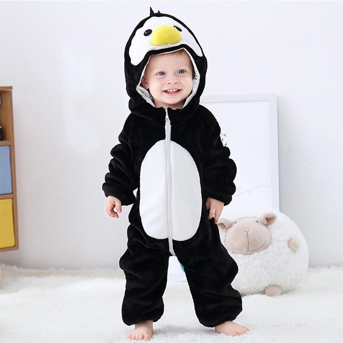 otroški kostum pingvin 74507