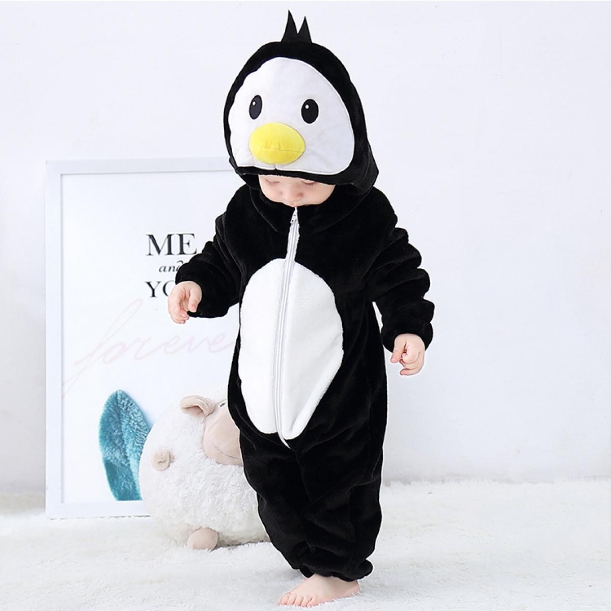 kostum za maškare za pingvina