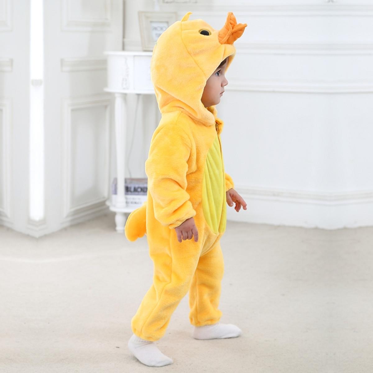 kostum račka rumena 74503