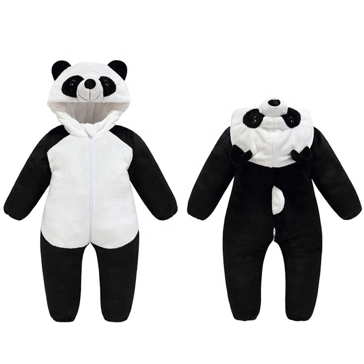 otročki kostum Panda bombaža 74504