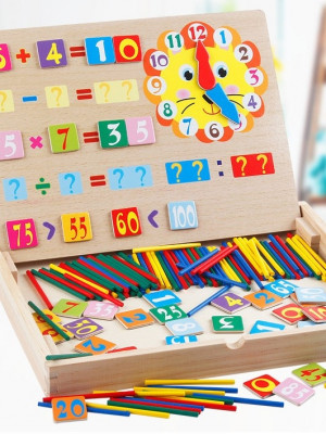 Mali Genijalček - Moja Prva Matematika