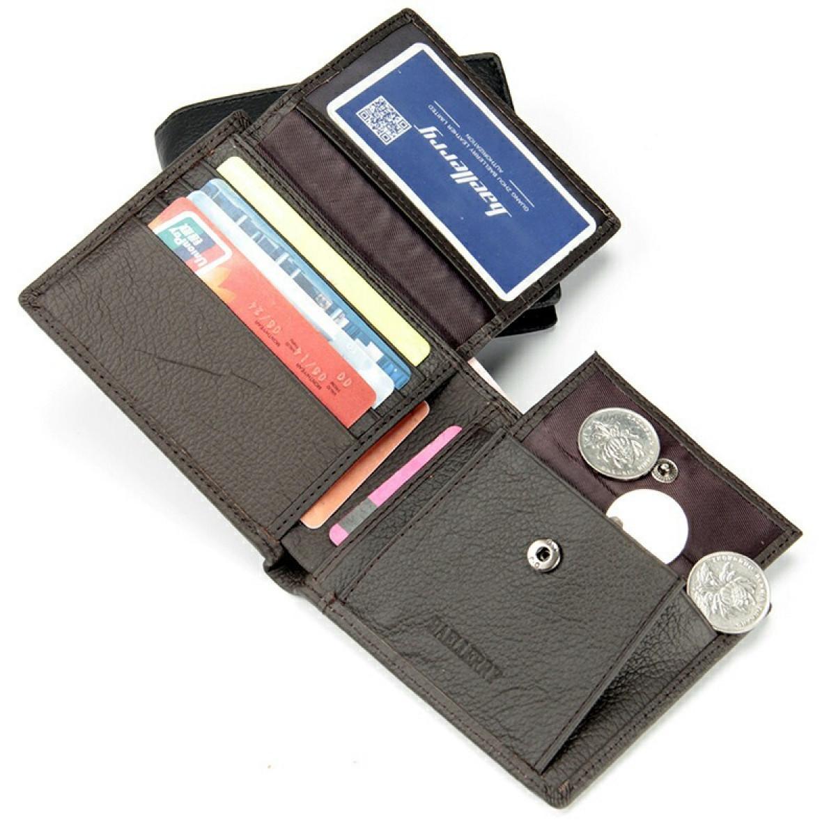Moška usnjena denarnica Johny_4