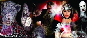 Halloween ali Noč čarovnic je tu!