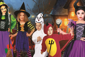 Temeljita priprava na Halloween zabavo